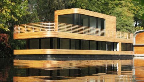 Houseboat Mortgage and Living Afloat
